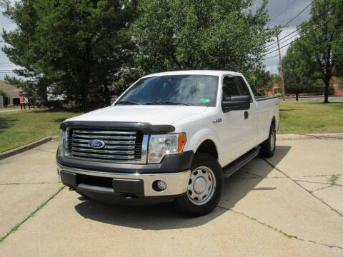 2012 Ford F-150 for sale at A & R Auto Sale in Sterling Heights MI
