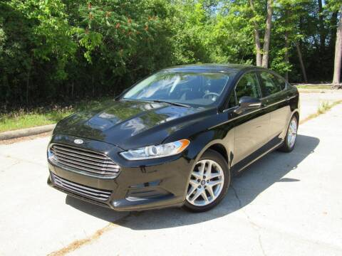 2014 Ford Fusion for sale at A & R Auto Sale in Sterling Heights MI