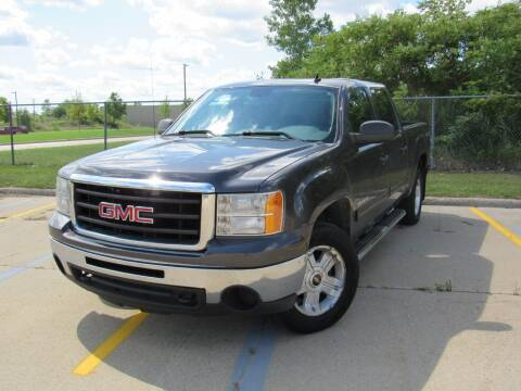 2011 GMC Sierra 1500 for sale at A & R Auto Sale in Sterling Heights MI