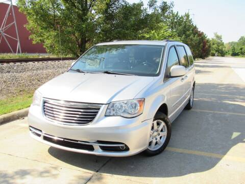2012 Chrysler Town and Country for sale at A & R Auto Sale in Sterling Heights MI