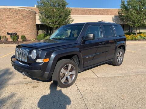 2016 Jeep Patriot for sale at A & R Auto Sale in Sterling Heights MI