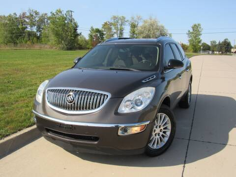 2011 Buick Enclave for sale at A & R Auto Sale in Sterling Heights MI