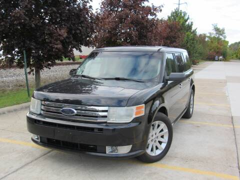 2009 Ford Flex for sale at A & R Auto Sale in Sterling Heights MI