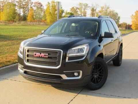 2013 GMC Acadia for sale at A & R Auto Sale in Sterling Heights MI