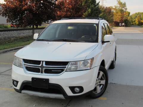 2012 Dodge Journey for sale at A & R Auto Sale in Sterling Heights MI