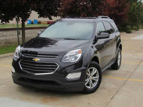 2016 Chevrolet Equinox for sale at A & R Auto Sale in Sterling Heights MI
