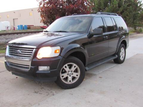 2009 Ford Explorer for sale at A & R Auto Sale in Sterling Heights MI