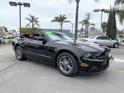 2014 Ford Mustang for sale in South Gate, CA