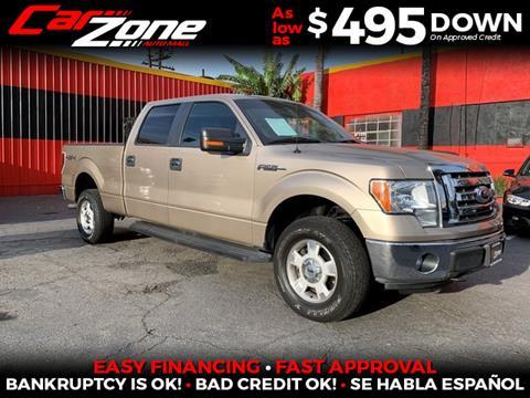 2012 Ford F-150 for sale in South Gate, CA