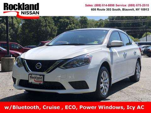 2016 Nissan Sentra for sale in Hackensack, NJ