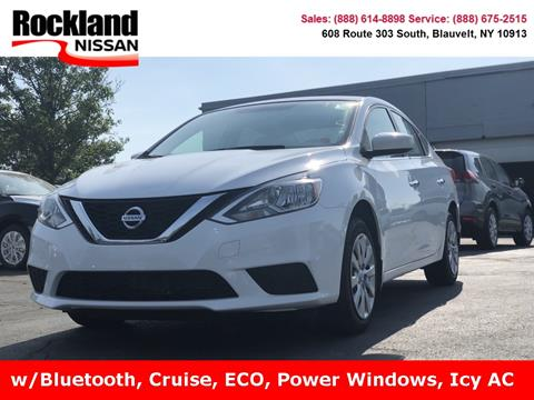 2017 Nissan Sentra for sale in Hackensack, NJ