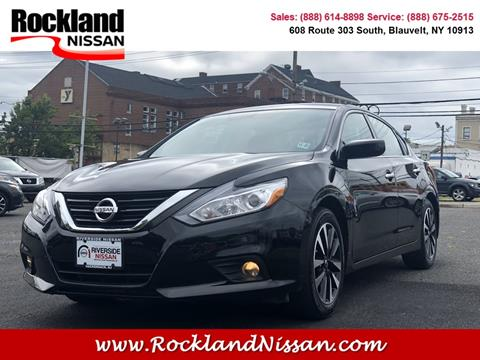 2017 Nissan Altima for sale in Hackensack, NJ
