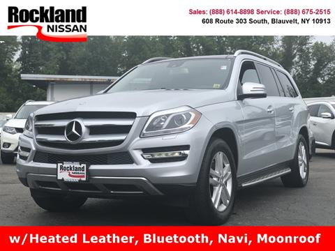 2016 Mercedes-Benz GL-Class for sale in Blauvelt, NY