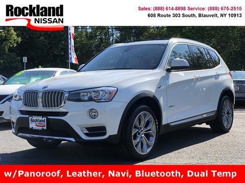 2016 BMW X3 for sale in Blauvelt, NY