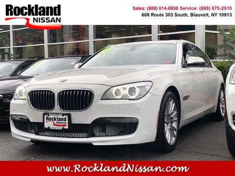 2015 BMW 7 Series for sale in Blauvelt, NY