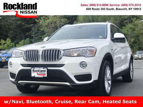 2017 BMW X3 for sale in Blauvelt, NY