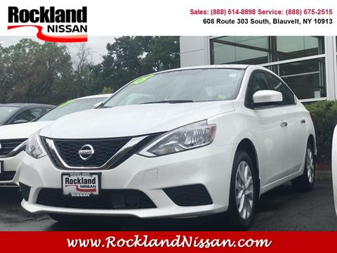 2018 Nissan Sentra for sale in Blauvelt, NY