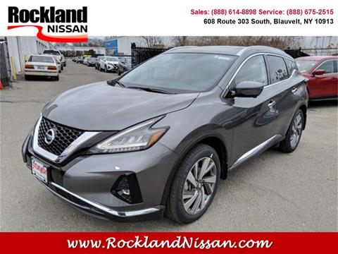 2019 Nissan Murano for sale in Blauvelt, NY