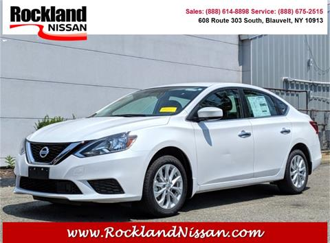 2019 Nissan Sentra for sale in Blauvelt, NY