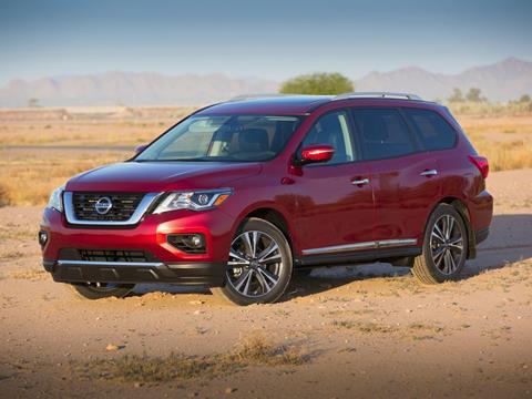 2017 Nissan Pathfinder for sale in Blauvelt, NY