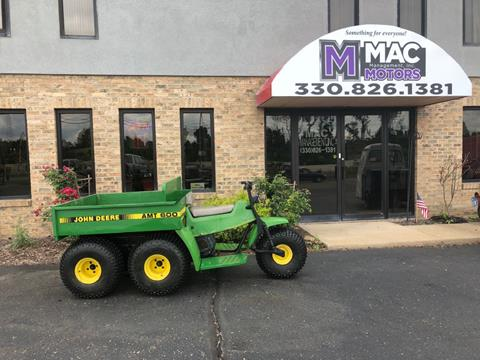 1987 John Deere GATOR AMT 600 for sale in North Canton, OH