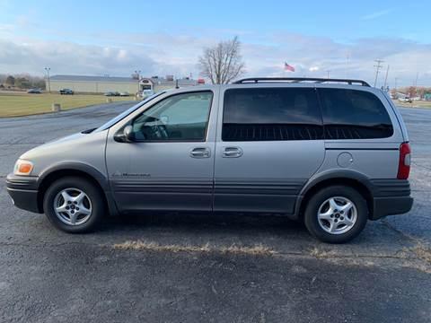 2001 Pontiac Montana for sale in Mason, MI