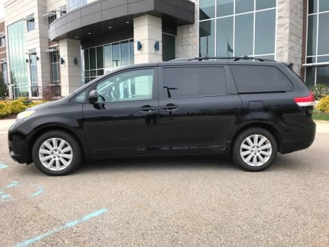 2013 Toyota Sienna for sale at Motors Inc in Mason MI