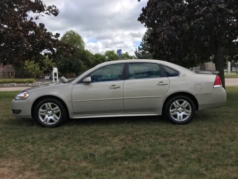2009 Chevrolet Impala for sale at Motors Inc in Mason MI