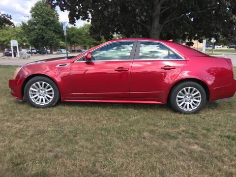 2012 Cadillac CTS for sale at Motors Inc in Mason MI