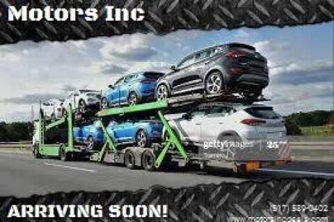 2007 Suzuki SX4 Crossover for sale at Motors Inc in Mason MI