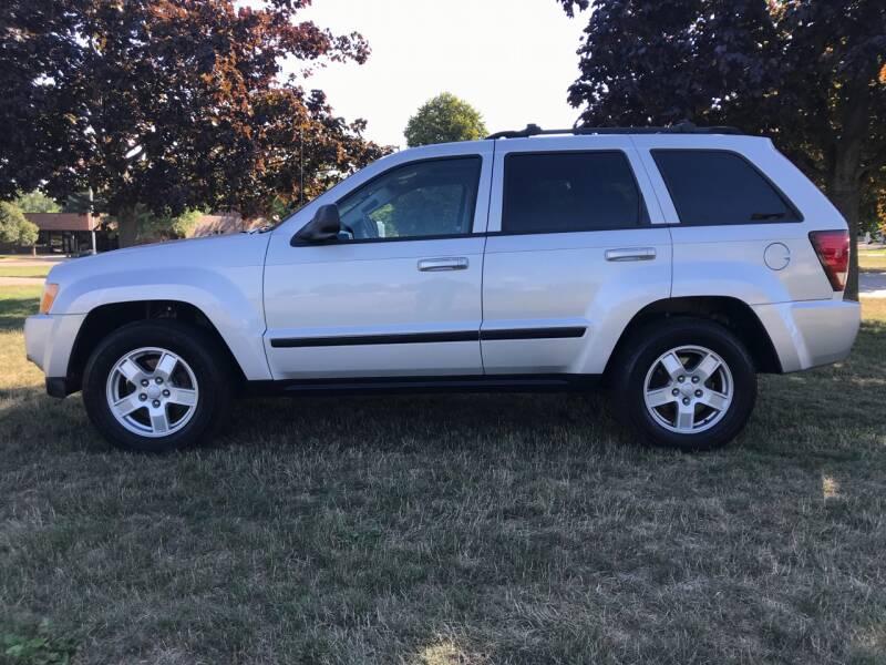 2007 Jeep Grand Cherokee for sale at Motors Inc in Mason MI