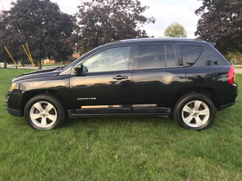 2011 Jeep Compass for sale at Motors Inc in Mason MI
