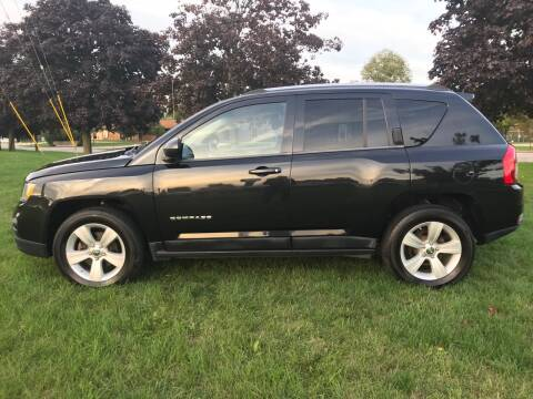 2011 Jeep Compass for sale at Motors Inc in Mason MI