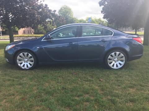 2011 Buick Regal for sale at Motors Inc in Mason MI