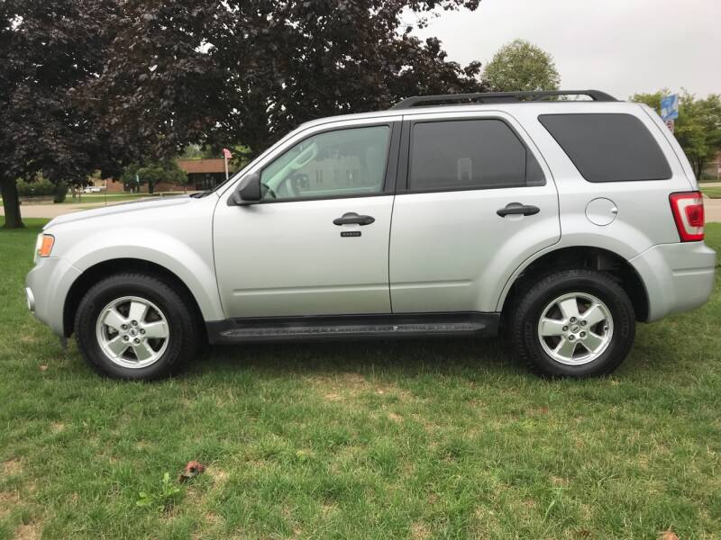 2011 Ford Escape for sale at Motors Inc in Mason MI