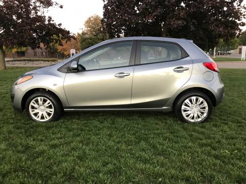 2014 Mazda MAZDA2 for sale at Motors Inc in Mason MI