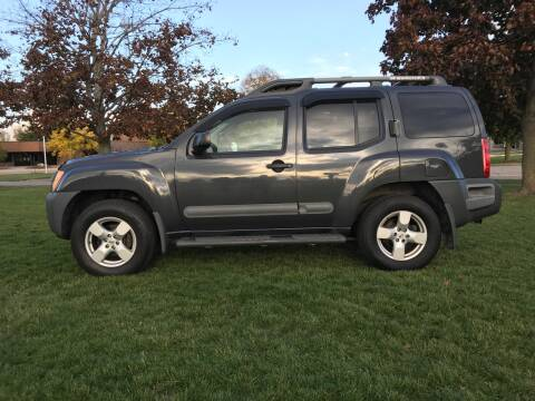 2008 Nissan Xterra for sale at Motors Inc in Mason MI