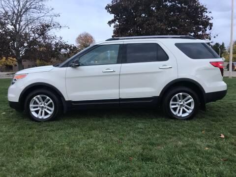 2011 Ford Explorer for sale at Motors Inc in Mason MI
