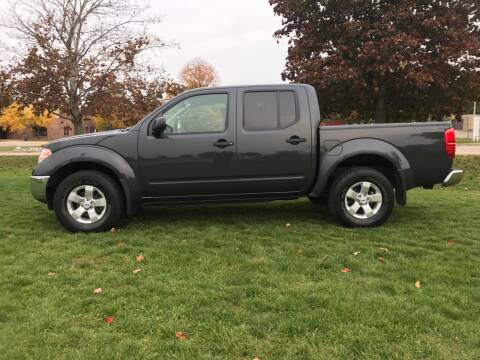 2010 Nissan Frontier for sale at Motors Inc in Mason MI