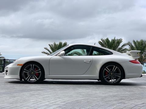 2012 Porsche 911 for sale in Sunny Isles Beach, FL