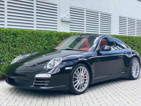 2009 Porsche 911 for sale in Sunny Isles Beach, FL