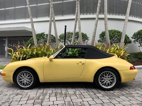 1997 Porsche 911 for sale in Sunny Isles Beach, FL
