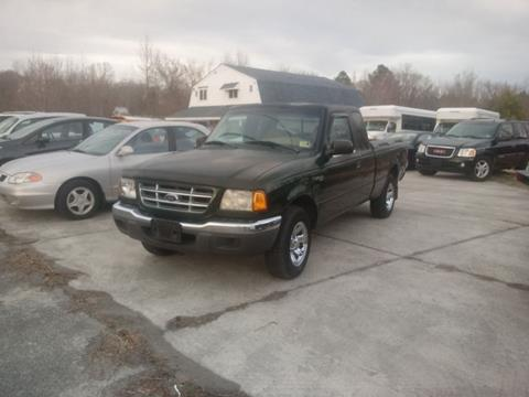 2001 Ford Ranger for sale in Moyock, NC