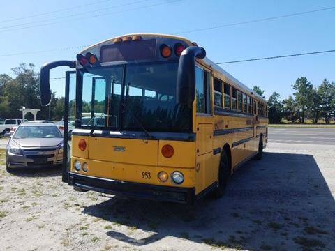 2004 Thomas Built Buses Saf-T-Liner HDX for sale in Moyock, NC