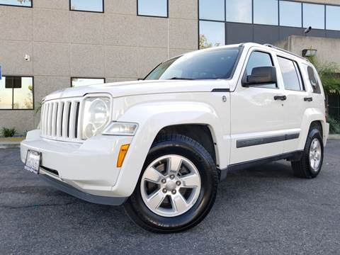 2009 Jeep Liberty for sale at San Diego Auto Solutions in Escondido CA