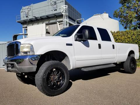2001 Ford F-250 Super Duty for sale at San Diego Auto Solutions in Escondido CA
