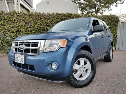 2010 Ford Escape for sale at San Diego Auto Solutions in Escondido CA