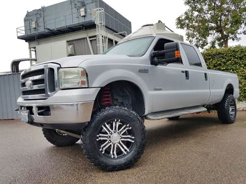 2005 Ford F-250 Super Duty for sale at San Diego Auto Solutions in Escondido CA