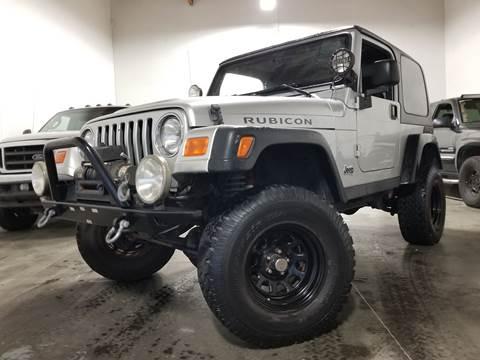 2004 Jeep Wrangler for sale in Escondido, CA