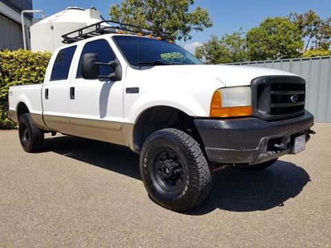 2001 Ford F-250 Super Duty for sale in Escondido, CA
